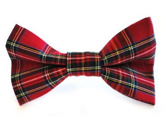 Ditsy Pet Highland Dickie Bow