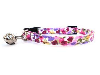 Ditsy Pet Blossom Cat Collar