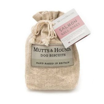 Mutts & Hounds Salmon Bake Biscuits