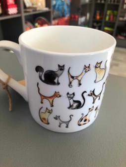 Mug Multi - Cat