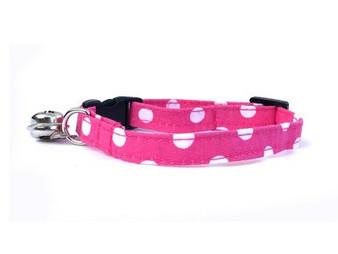 Ditsy Pet Minnie Cat Collar