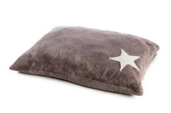 Tigga Towers Memory Foam Large Pillow - Grey