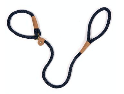 Rope Slip Lead - French Navy