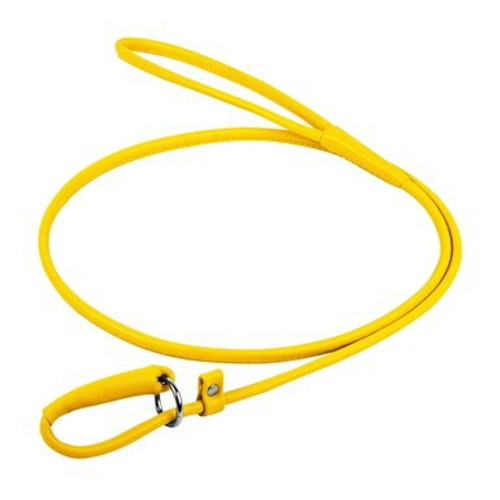 Leather Lead-Halter Yellow