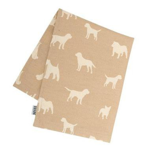 Mutts & Hounds Biscuit Tea Towel