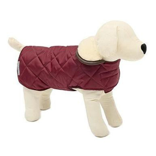 Mutts & Hounds Coat Grape Quilt