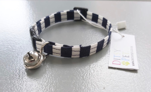 Ditsy Pet Ahoy Cat Collar