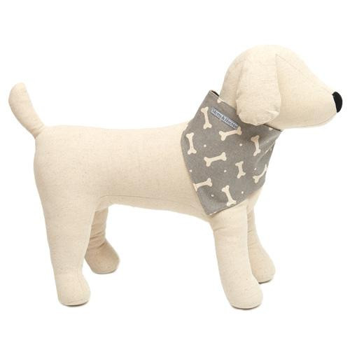Mutts & Hounds Mushroom Bone Bandana