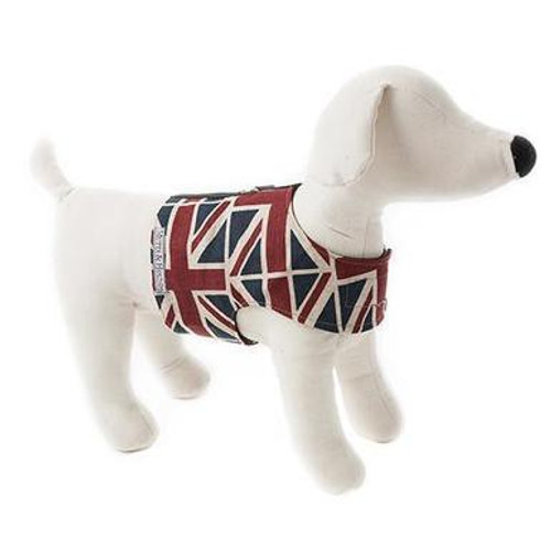 Mutts & Hounds Union Jack Harness