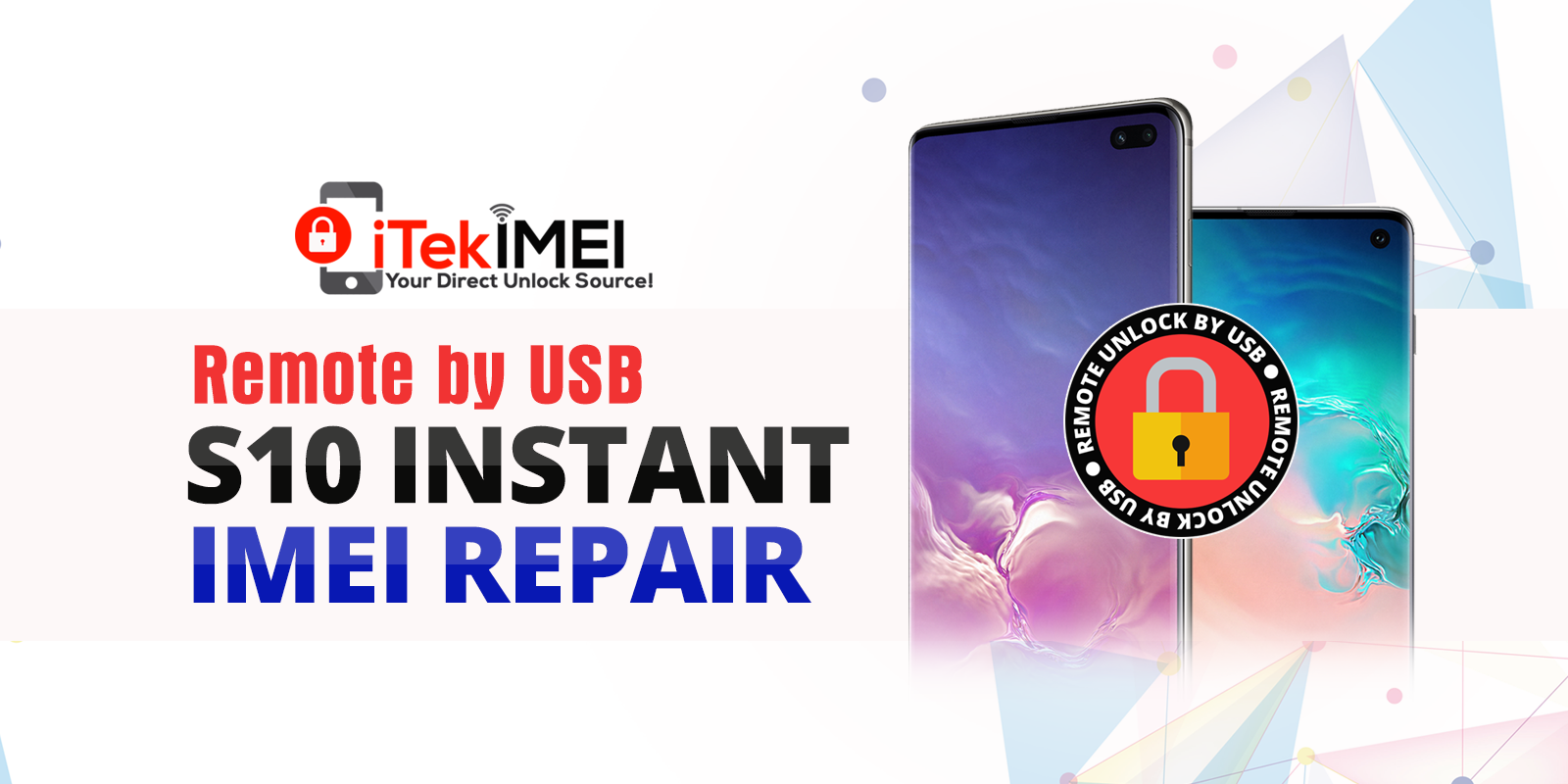 iTek IMEI - USB Based Unlocks, Google Lock Removal, Sprint