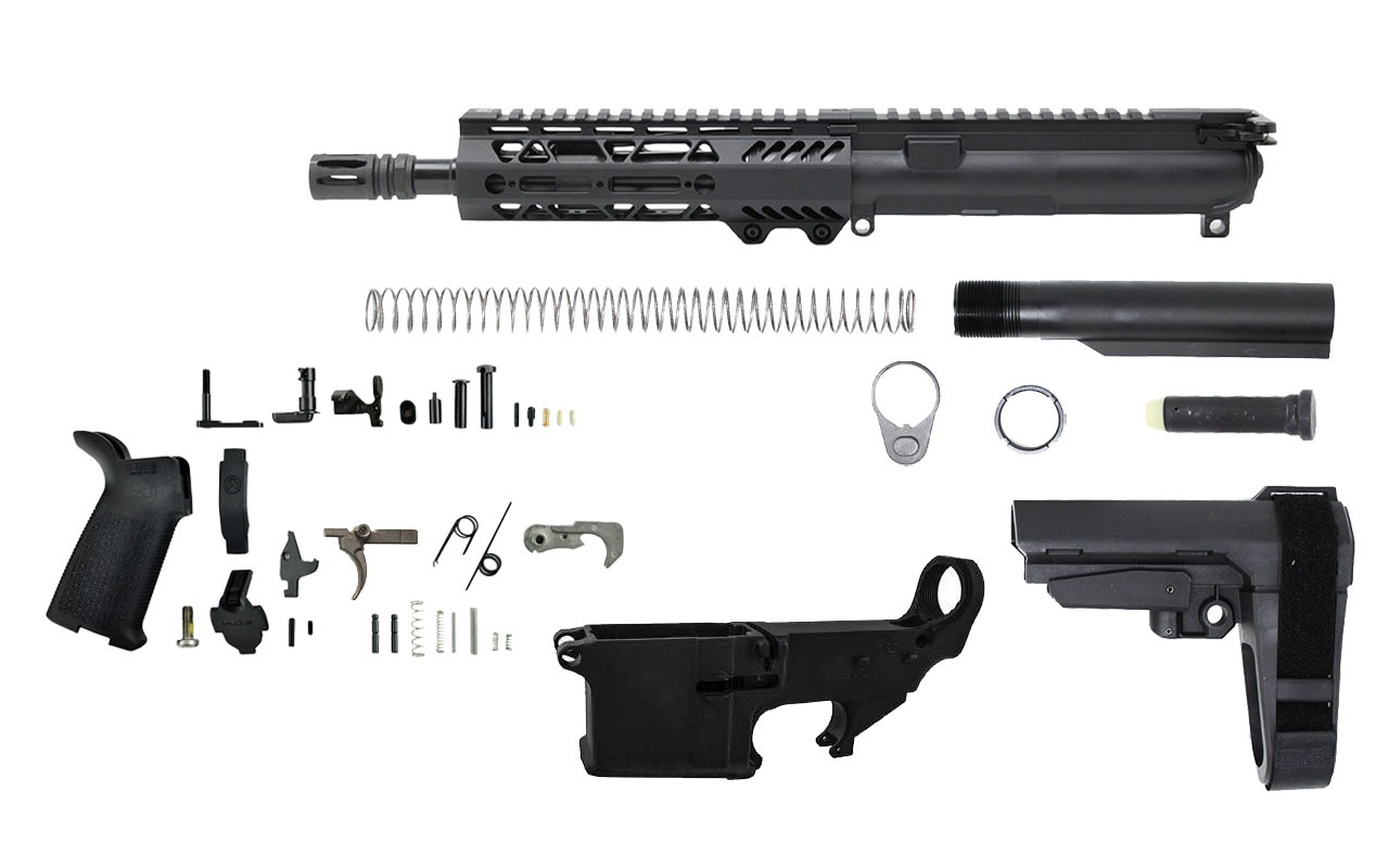 The 300 Blackout Ar 15 Build Guide 2020 80 Lowers