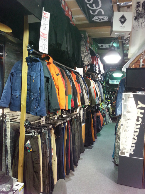 END OF SEASON SALE - 50% OFF ALL Jackets and Pants INSTORE ONLY  - Mens