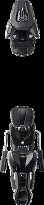 Atomic  FFG 7 (80mm Brake) Ski Binding   - Black - Din 2 to 7.5