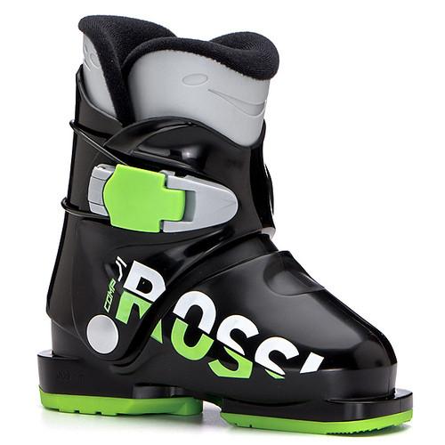 Rossignol Comp J1 Kids Ski Boot - Black - 17.5