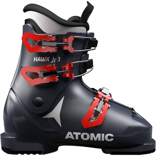 Atomic Hawx Boys 3 Jr Ski Boot 2021 - Dark Blue - 21/21.5