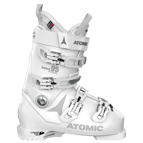 Atomic Hawx Prime 95 W Ski Boot 2021 - White - 26/26.5 Womens 9/9.5
