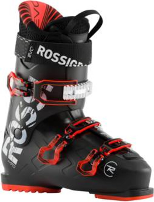 Rossignol Evo 70 Ski Boot 2022 - Black/Red - 28.5 Mens  10.5