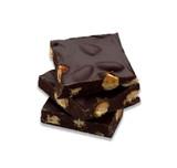 Belgian Dark Chocolate Almond Bark