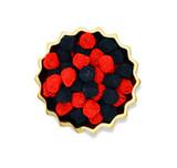 Raspberries and Black Raspberries Gummies