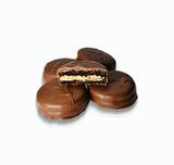 Belgian Milk Chocolate Peanut Butter Oreos
