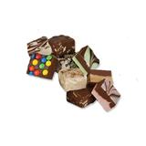 Belgian Chocolate Peanut Butter Fudge