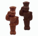 """Belgian Chocolate """"Wooden Soldier"""""""