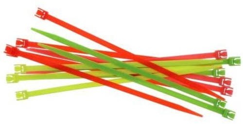 """Helping Hand FQ50214 Cable Ties 8"""" Quick Release"""