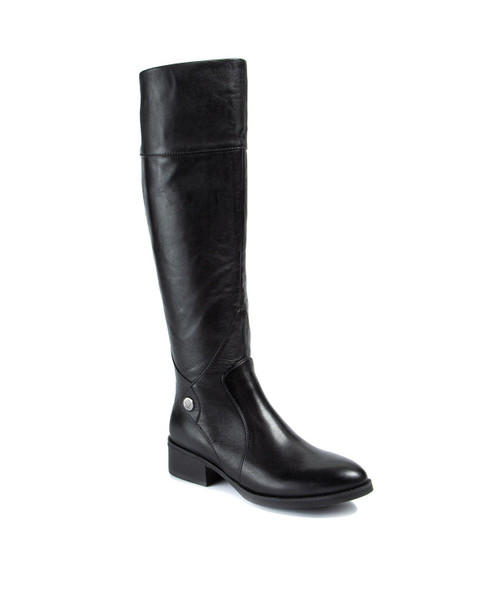 BareTraps Dreia Tall Shaft Boot, Size 5 1/2 M, Black, SB26155