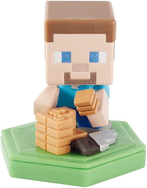 Official Minecraft Boost Genoa Crafting Steve Mini Figure