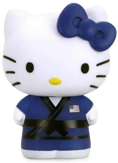 Kidrobot Hello Kitty Team USA Vinyl Figure Tokyo Olympics 2020 - Judo