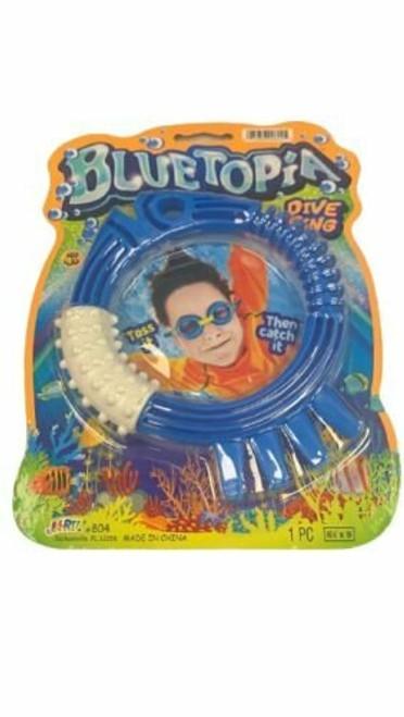 Jaru Bluetopia Dive Ring, Colors Will Vary