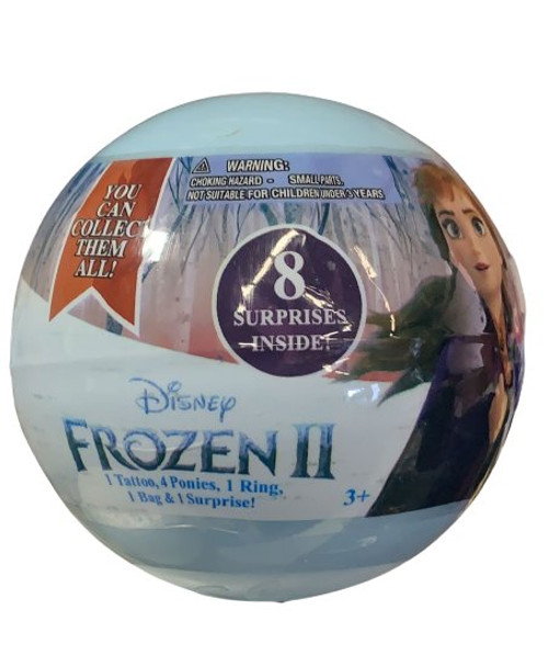 HRE Surprise Ball for Kids 8 Surprises in Each Ball! (Frozen 2)
