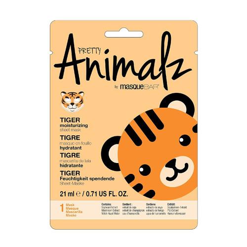 Pretty Animalz Tiger Sheet Mask