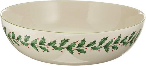 Lenox Holiday Entertaining Pasta Serving Bowl