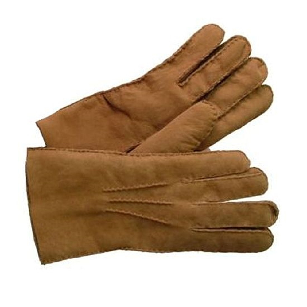 Handsewn Shearling Glove by Burfield