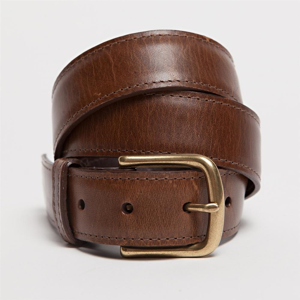Brompton Belt in Brown by Moore & Giles