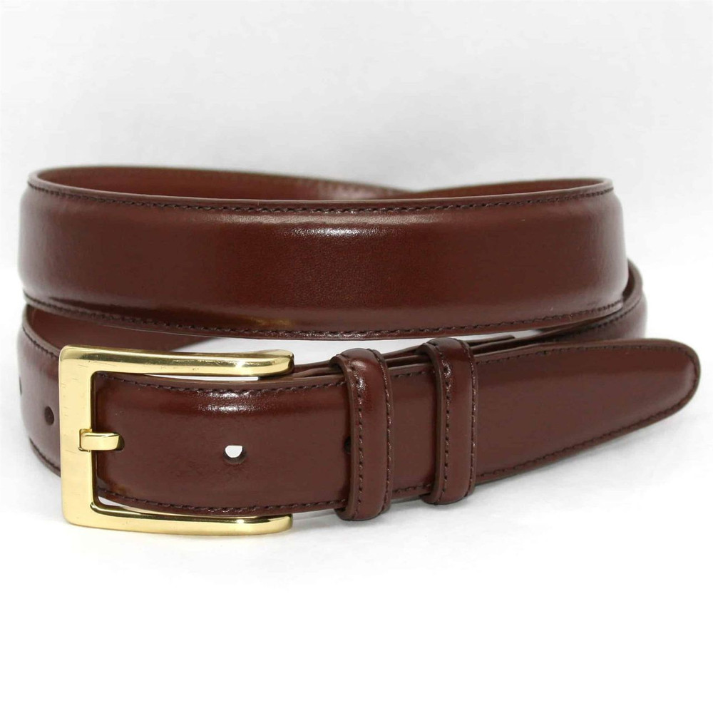 Antigua Leather Belt in Tan by Torino Leather Co.