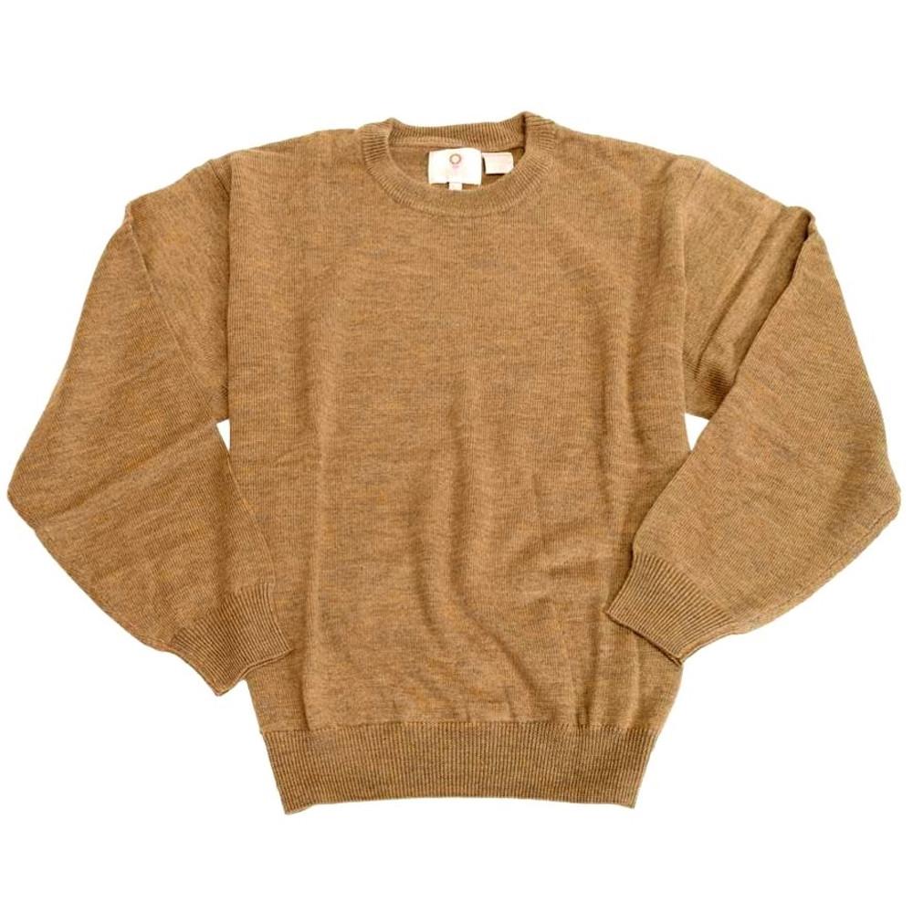 41dcfc02276363 Merino Wool Crewneck Sweater in Taupe (Size Large) by Viyella - Hansen's  Clothing