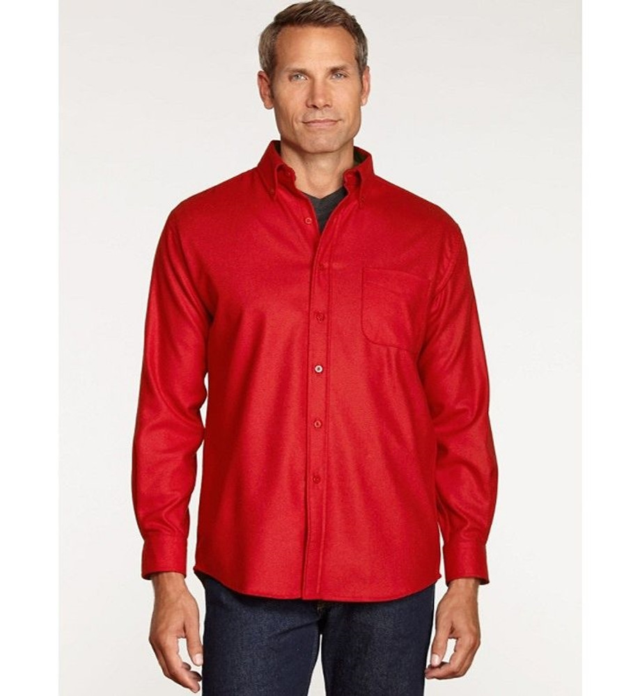 Red Fireside Shirt by Pendleton