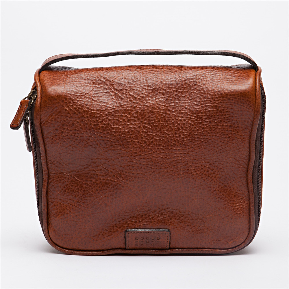 Donald Dopp Kit in Titan Milled Honey by Moore & Giles