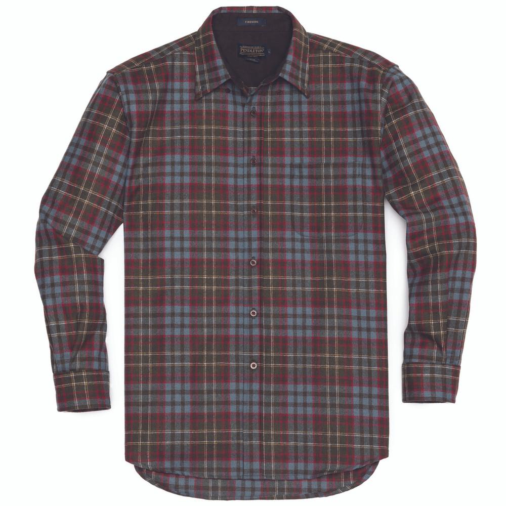 Fireside Shirt in Murray of Atholl Tartan by Pendleton