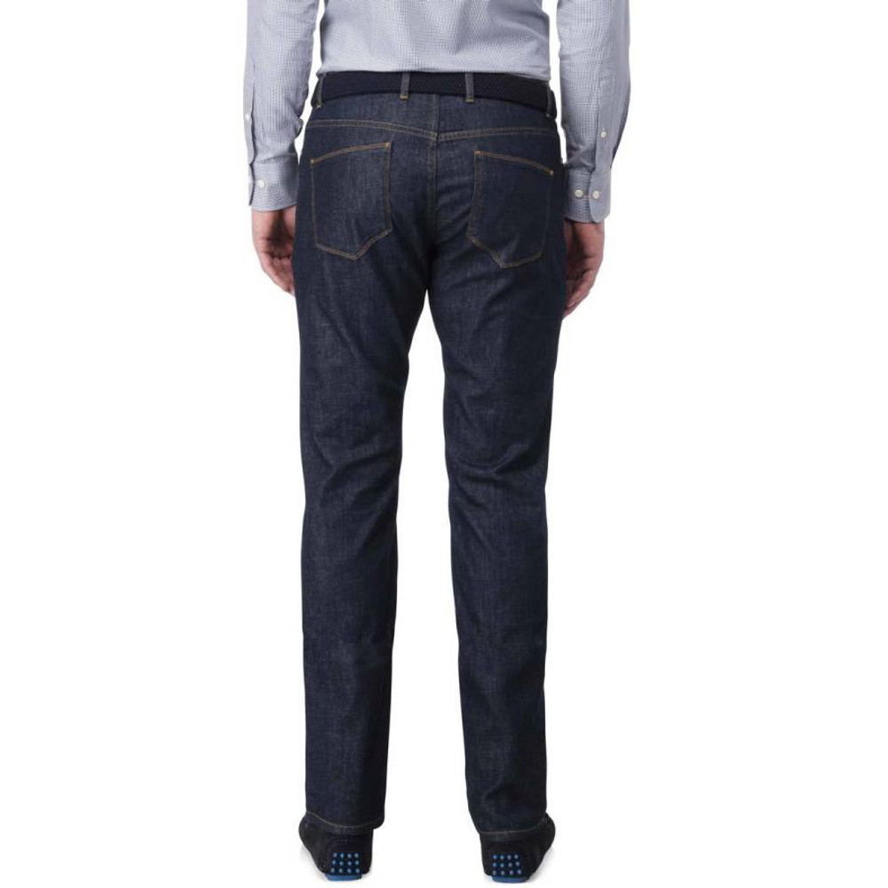 The Jean in Indigo by Peter Millar
