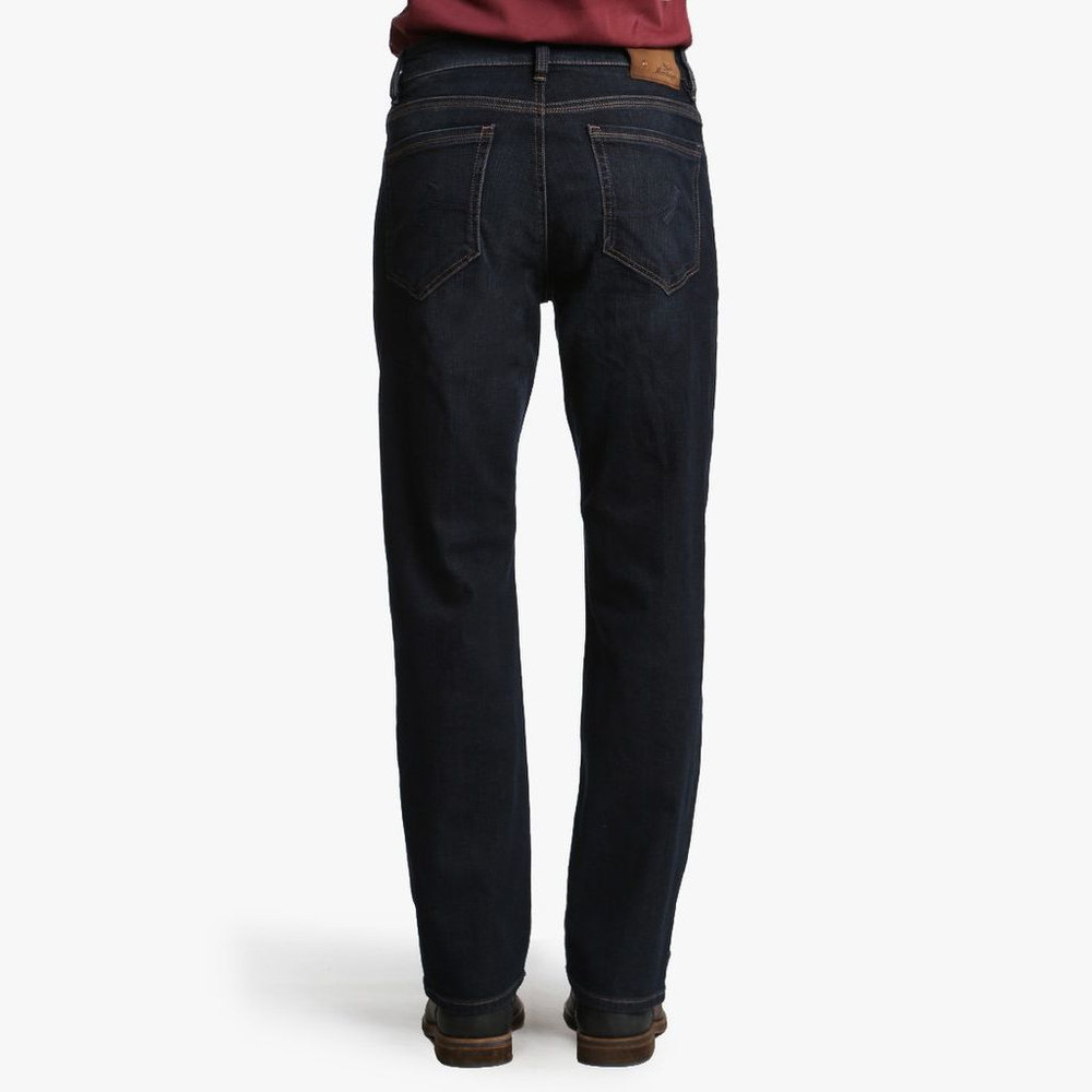 'Charisma' Dark Wash Comfort Rise Jean by 34 Heritage
