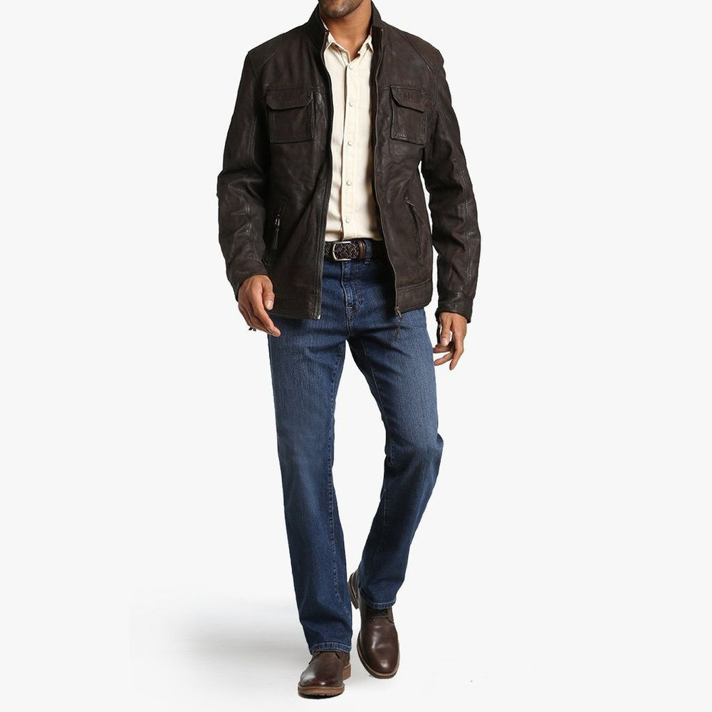 'Charisma' Mid Wash Comfort Rise Jean by 34 Heritage