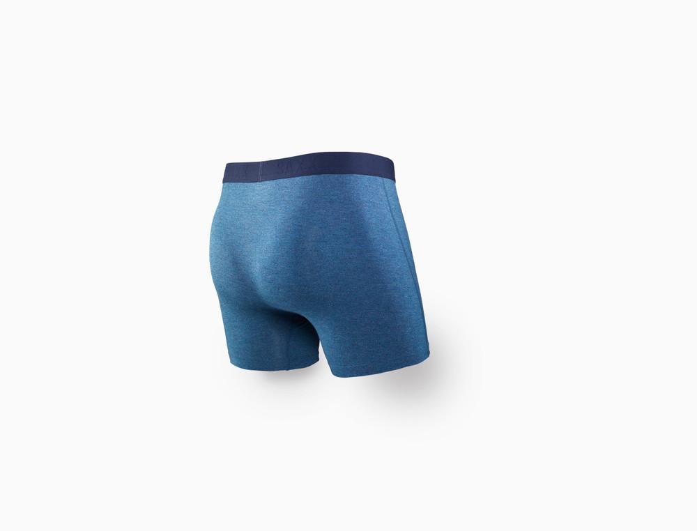 Ultra Boxer Brief in Indigo by Saxx Underwear Co.