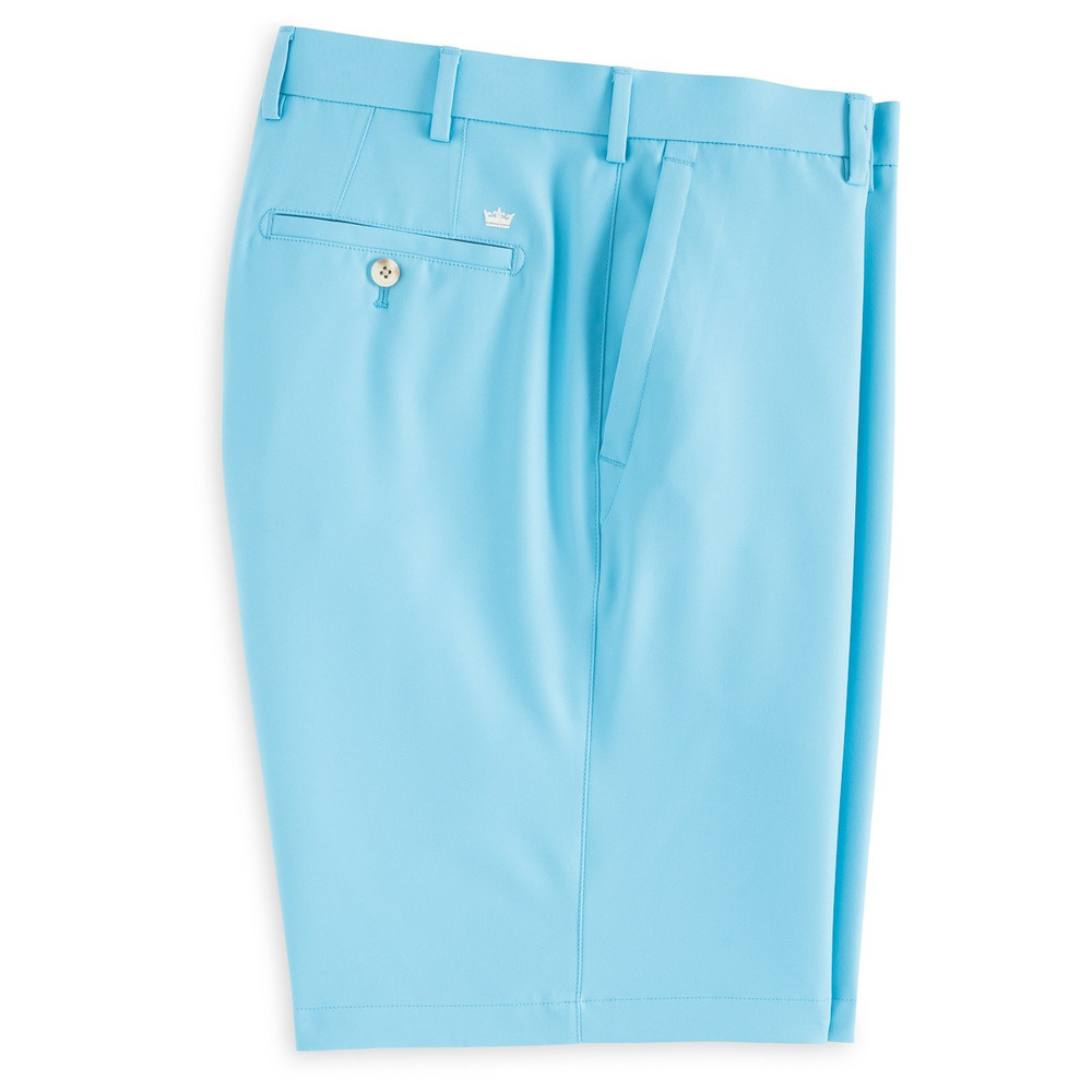 Salem Element 4 Performance Short in Grotto Blue by Peter Millar