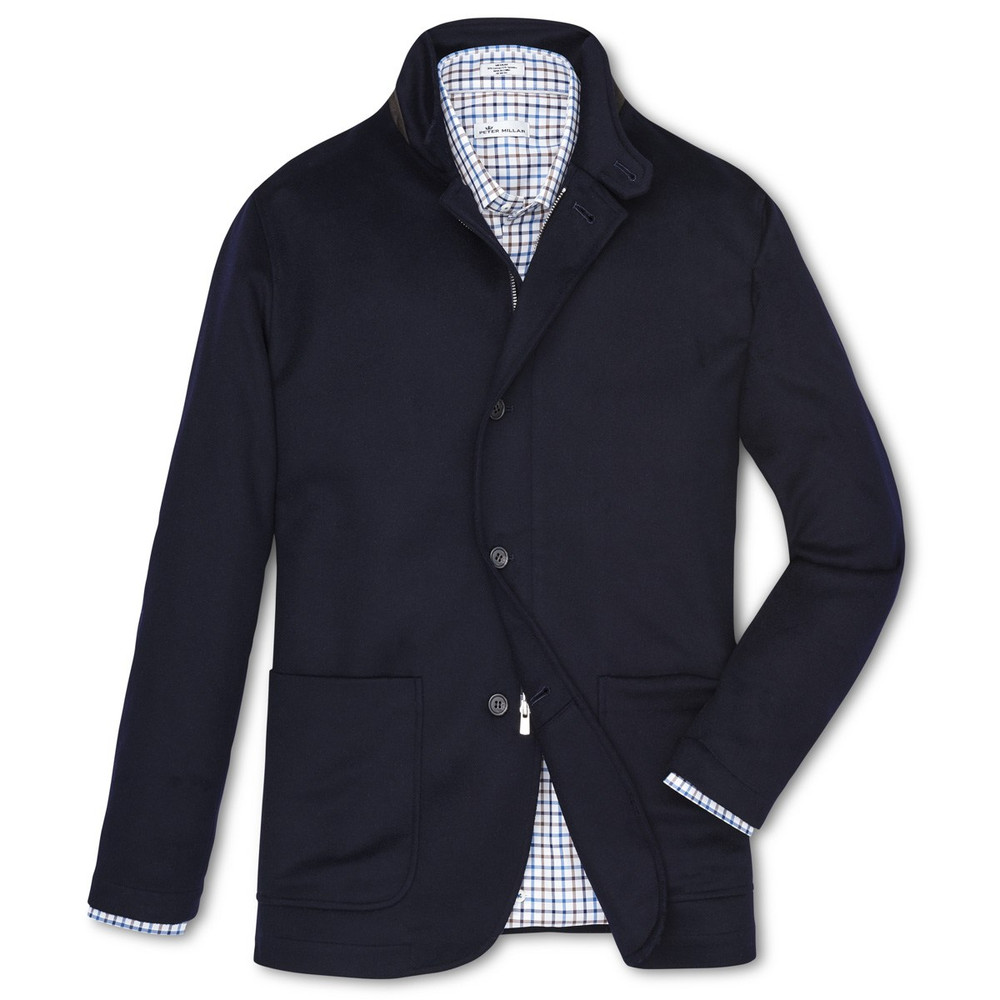 Wade Crown Fleece Blazer by Peter Millar
