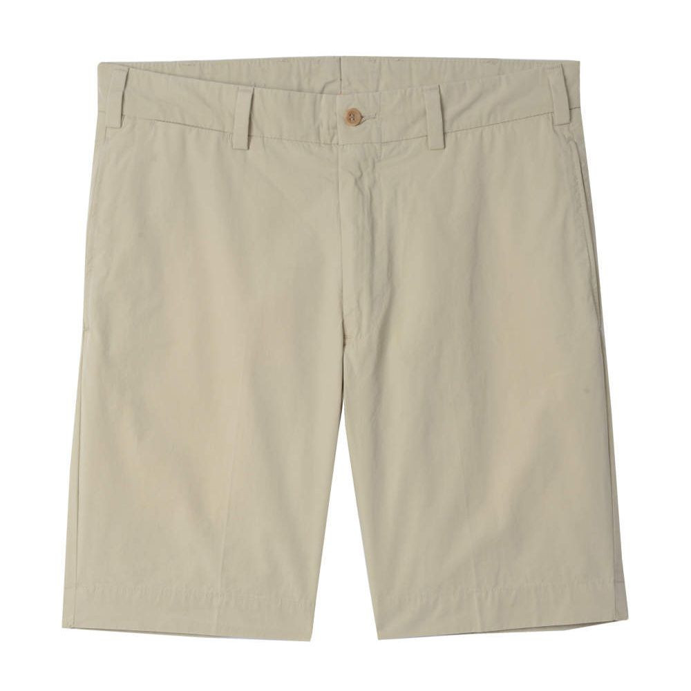 Tropical Poplin Short - Model M2 in Khaki (size 34) by Bills Khakis