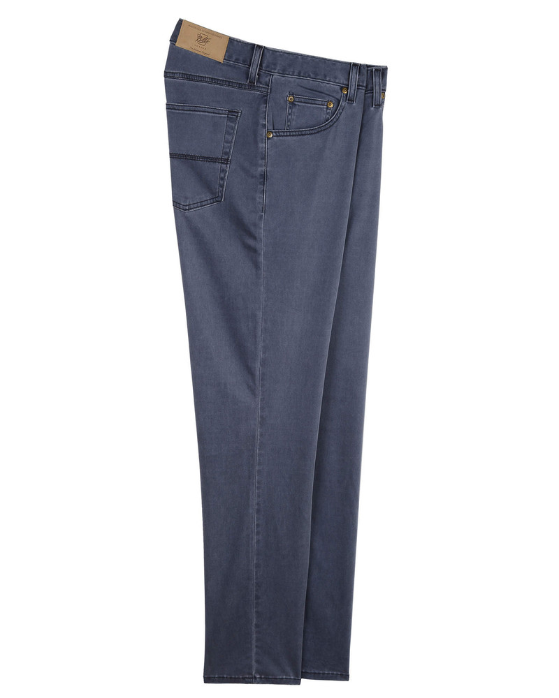 Five Pocket - Straight Fit - T400 Performance Twill in Navy by Bills Khakis