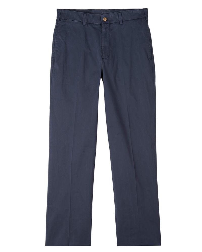 M2 Classic Fit - Stretch Sateen Khaki(Size35) in Navy by Bills Khakis